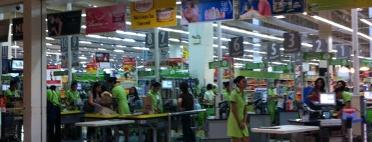 SM Hypermarket is one of Malls.