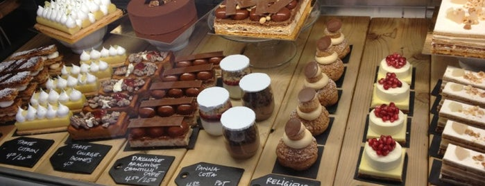 Patisserie Rhubarbe is one of Places 2 visit.