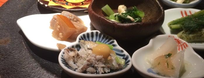 ぽつらぽつら is one of たのしい食事.