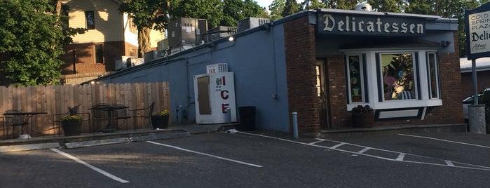 West End Cafe Westbury