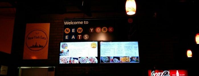 New York Eats is one of Halal Restaurants.