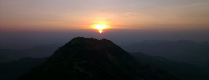 Sinhagad Fort is one of Visiting Pune?.