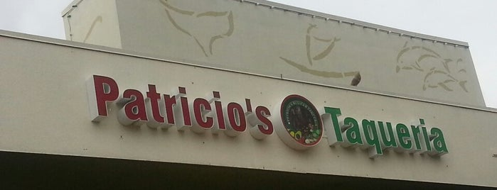 Patricio's Mexican Taqueria is one of Big Island Eats.