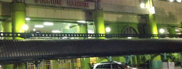 Stasiun Gambir is one of jihan.