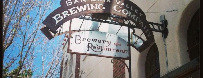San Luis Valley Brewing Company is one of Colorado Breweries.