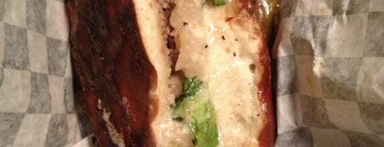 Burger Ink is one of St. Louis food trucks.