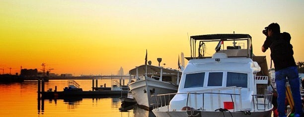 Creek Side Corniche - Bur dubai is one of Best places in Dubai, United Arab Emirates.