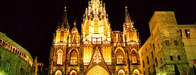 Catedral de Barcelona is one of Catedrales de España / Cathedrals of Spain.