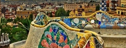 Park Güell is one of Attractions to Visit.