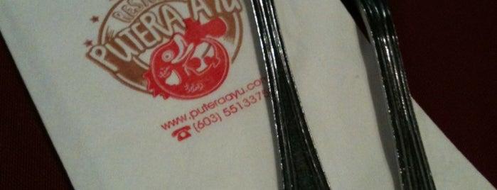 Putera Ayu Restoran is one of Makan @ Shah Alam/Klang #1.