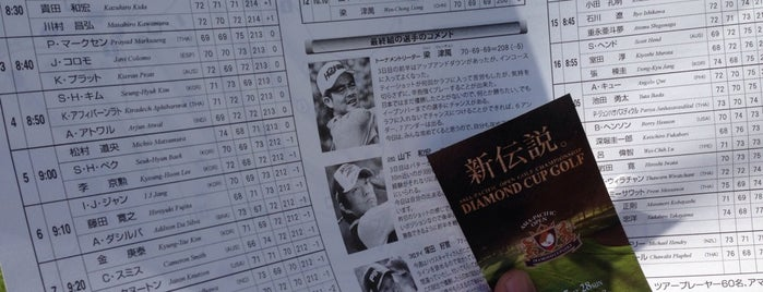 大利根カントリークラブ is one of ゴルフ場(茨城).
