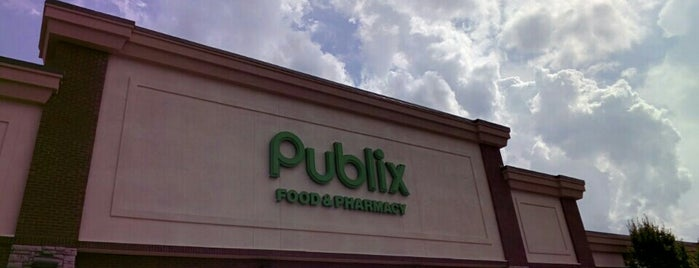 Publix is one of faves.