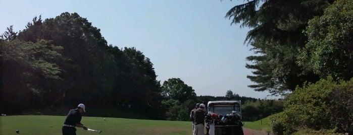 白帆カントリークラブ is one of ゴルフ場(茨城).
