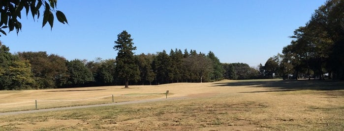 新東京ゴルフクラブ is one of ゴルフ場(茨城).