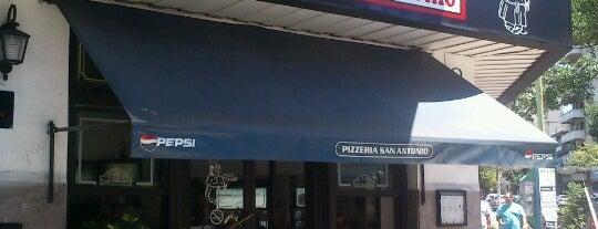 San Antonio Pizza is one of Pizzerías de Buenos Aires.