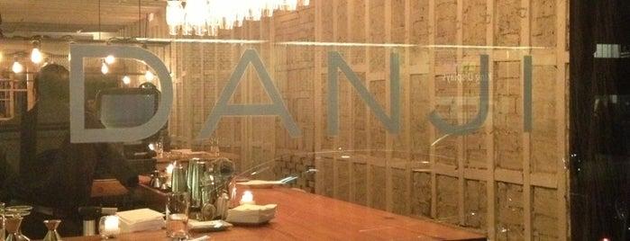 Danji is one of NYC Food.