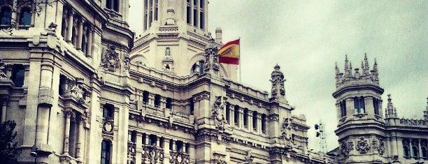 Madrid is one of @ Madrid (MD, España).
