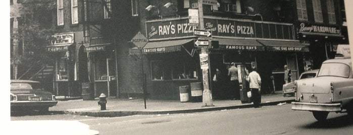 Famous Roio's Pizza is one of NYC Pizza.