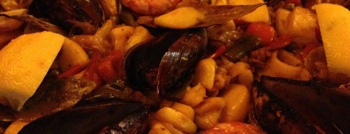 Los Toreros is one of φαγητο.