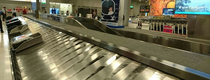 Baggage Claim 18 is one of TH-Airport-BKK-1.