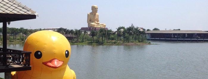 วัดหลวงปู่ทวด is one of Places in the world.