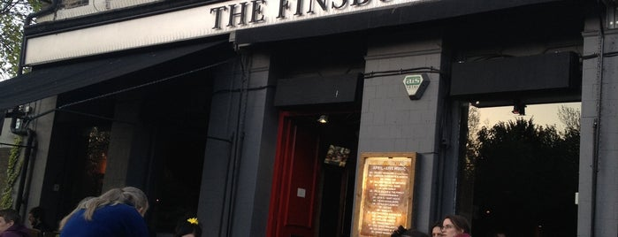 The Finsbury is one of London.