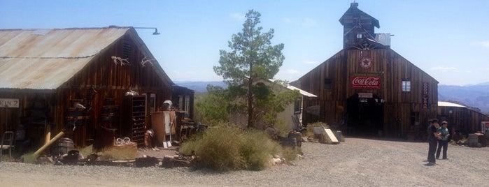 Eldorado Canyon Mine is one of Vegas To-Do.