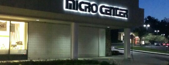 Micro Center is one of not so frequent.