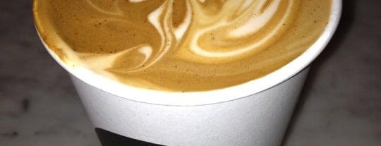 Verb Café is one of NY Espresso.