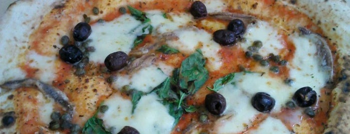 Sacro Cuore is one of Pizza and more pizza.