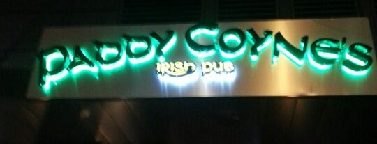 Paddy Coyne's is one of Happy Hour in Seattle.