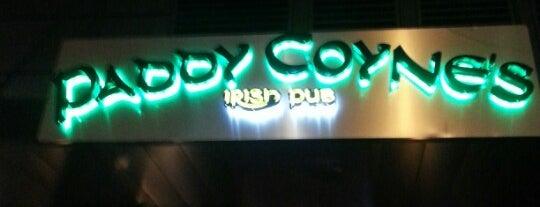 Paddy Coyne's is one of Favorite Nightlife Spots.