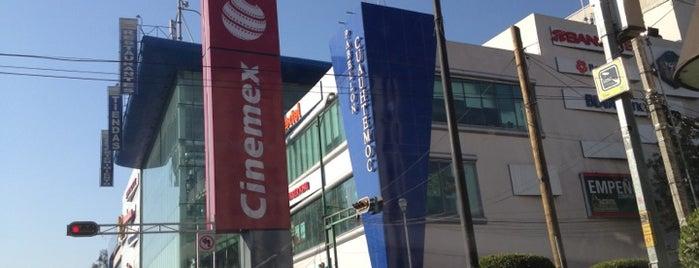 Pabellón Cuauhtémoc is one of Centros comerciales predilectos.