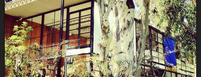 The Eames House (Case Study House #8) is one of Ryan & Rebecca To Do.