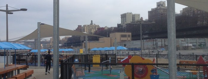 Brooklyn Bridge Park - Pier 5 is one of NYC Soccer.