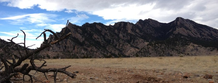 Doudy Draw Trailhead is one of Boulder Area Trailheads #visitUS.