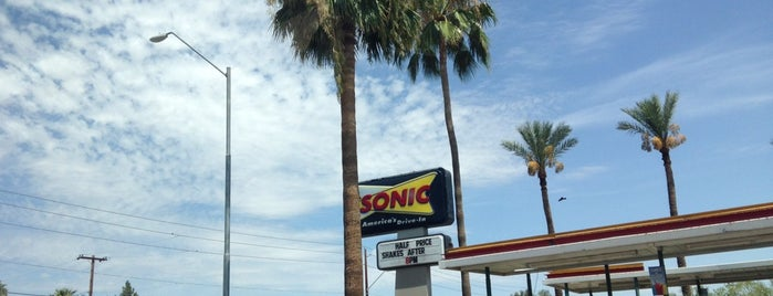 Sonic Drive-In is one of The best spots in Goodyear/Avondale, AZ! #visitUS.
