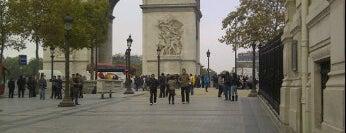 Avenue des Champs-Élysées is one of Paris, FR.