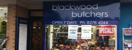 Blackwood Butchers is one of Best of Blackwood.