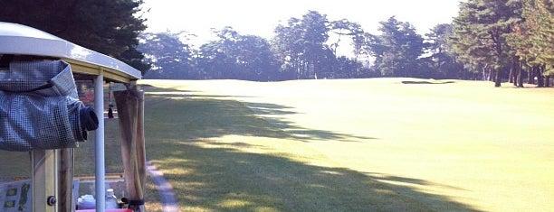 筑波東急ゴルフクラブ is one of ゴルフ場(茨城).