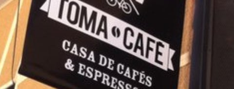 Toma Café is one of World Coffee Places.