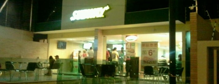 Subway is one of Top 10 favorites places in Campina Grande, Brasil.