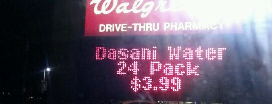 Walgreens is one of My favorites for Drugstores or Pharmacies.