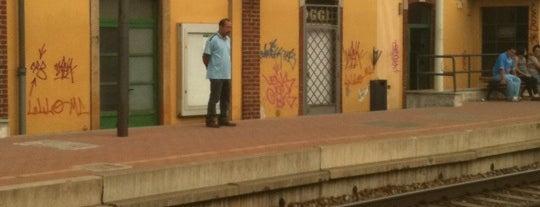 Stazione Bovisio Masciago is one of Linee S e Passante Ferroviario di Milano.