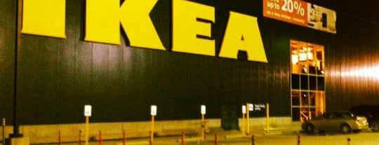 IKEA Atlanta is one of Fitness.