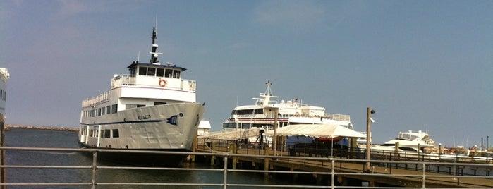Block Island Ferry - Block Island Terminal is one of Block Island.