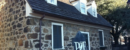 The Edgar Allan Poe Museum is one of Your City Guide to RVA #VisitUS (Richmond, VA).
