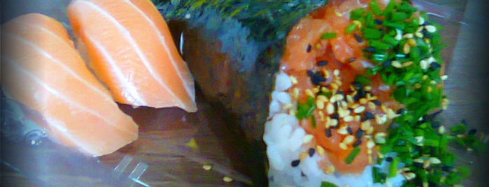 Temakeria Japesca is one of Top picks for Sushi in Porto Alegre.