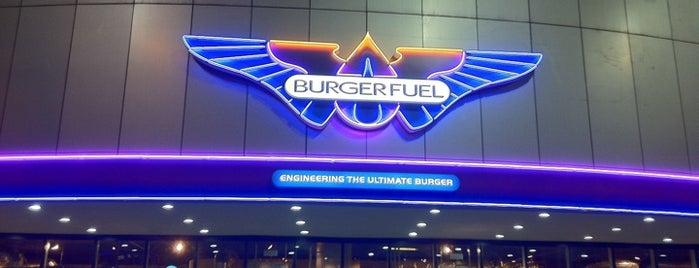 BurgerFuel | برغر فيول is one of Feed up.