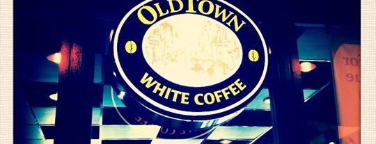 OldTown White Coffee is one of Must-visit Food in Petaling Jaya.